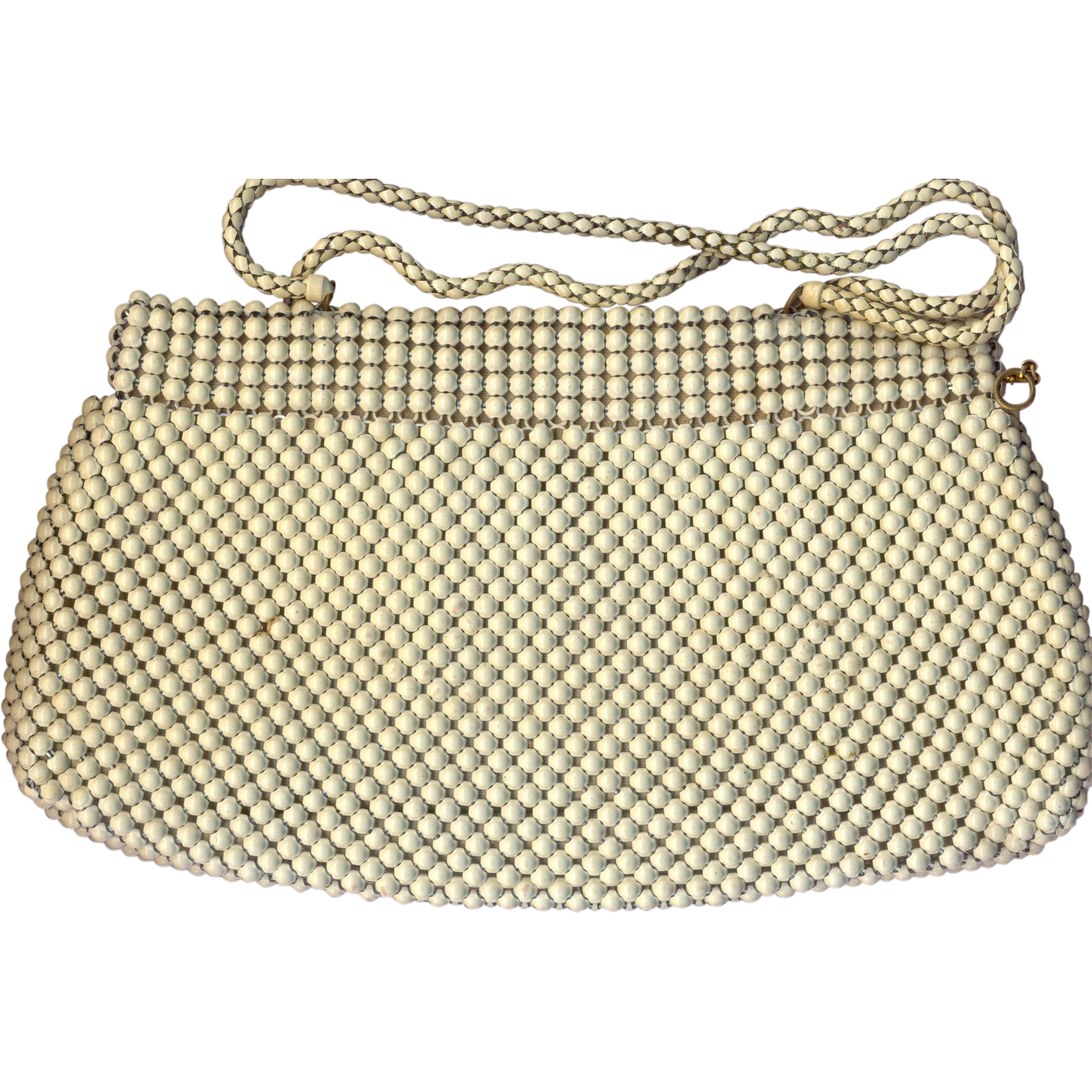Whiting and Davis Alumesh Purse