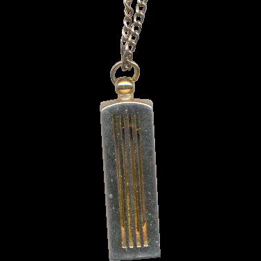 Vintage Fragrance Necklace