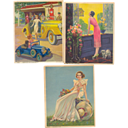 Vintage Paper Freebies from the 30's