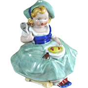 "2"" Hertwig ""Little Miss Muffet"" Figure ~ Adorable!"