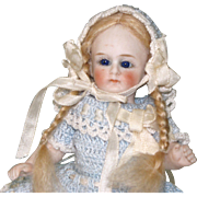 "5 1/2"" Jullien Jeune All Bisque Doll~ Very Cute!"