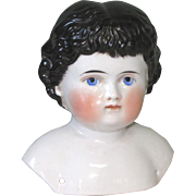 "5"" ABG Highland Mary China Doll Head"