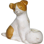 Hertwig Dog / Puppy Candle Holder for Cakes