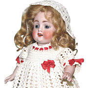 "10"" Kestner 208 / 9 All Bisque Doll ~ BIG & Pretty!"