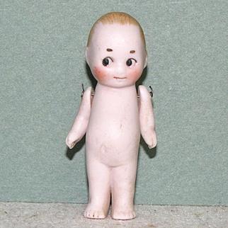 "2 1/4"" Hertwig Googly ~ Buck Naked!"