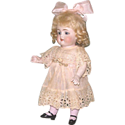 "Lovely 10"" Kestner 150 All Bisque Doll ~ Perfect!"