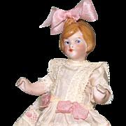 """6"""" All Bisque Flapper Doll S&H or Kestner"""