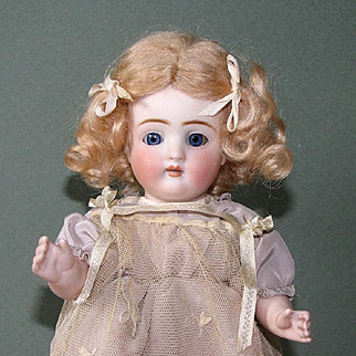 "8"" Kestner All Bisque Doll Marked '257 /20'"