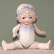 "Cute 5"" Bonnet Toddler Girl ~ MIJ"