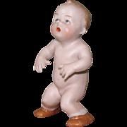 "3 7/8"" Gbr Heubach Position Baby ~ So Cute!"