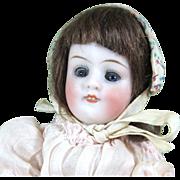 "5 1/2"" Kestner Character Doll '150' with Sleep Eyes and 2 Teeth"