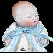 """Adorable 5 1/2"""" MIJ Bye-Lo Baby Look-Alike ~ Super clean condition!"""