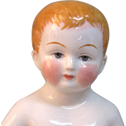 "9"" Bright Blond Frozen Charlie by Goebel ~ Lovely Child!"
