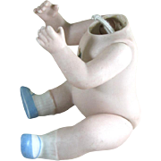 Bye Lo Baby Body Size 16 with Blue Shoes ~ All Bisque Doll Needs Socket Head