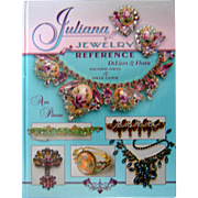 Juliana Jewelry Reference Identification & Value Guide BOOK
