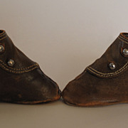 Very Early Fashion Demi - Boots for China or Paper Mache