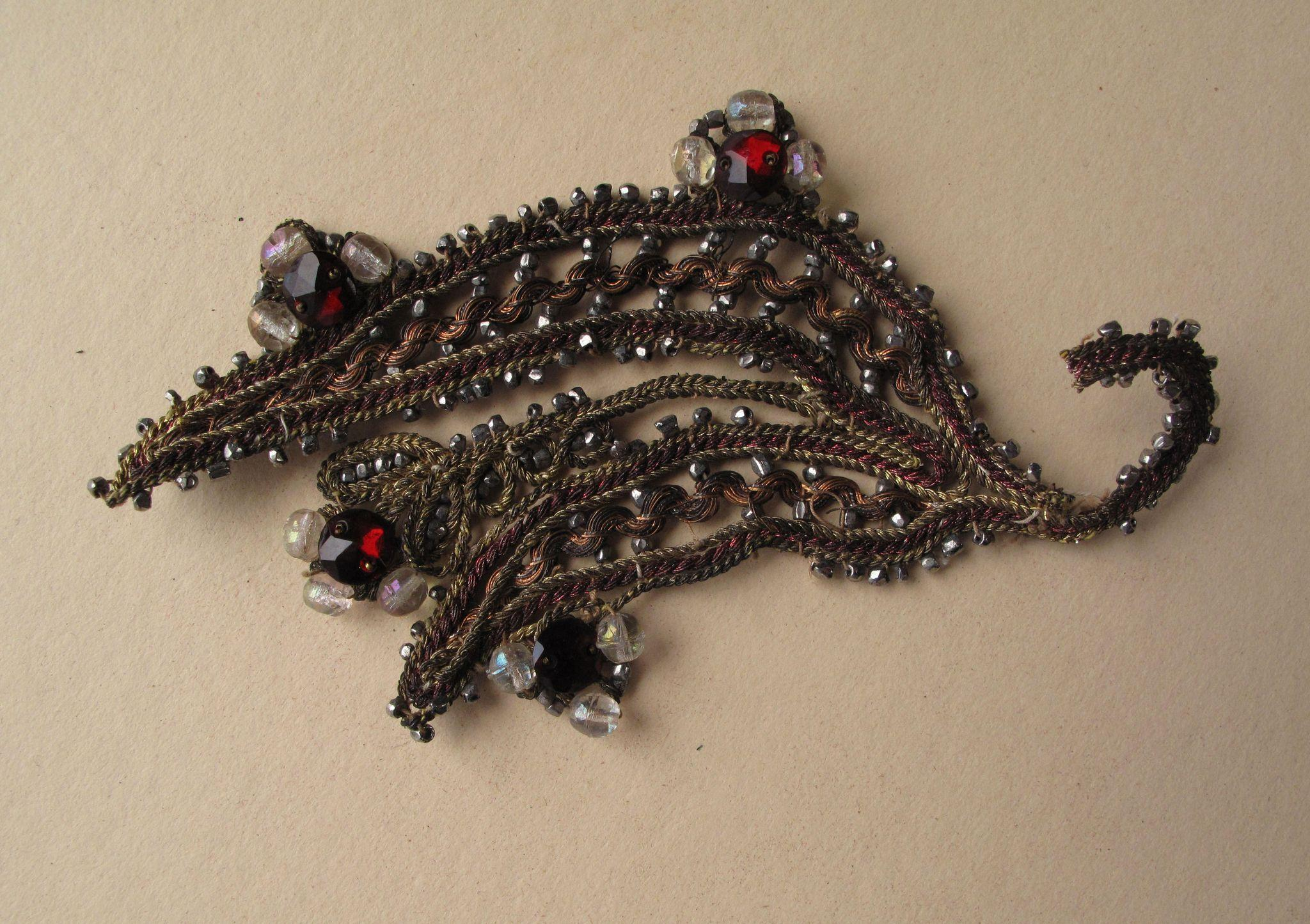 Lovely and Unusual Edwardian Applique