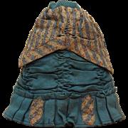 Lovely Antique Tiny Fashion Skirt - Great Fabrics