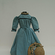 Lovely Classic Antique Doll Dress.