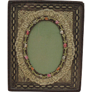 Antique, Victorian, Edwardian Hand Made  Picture Frame