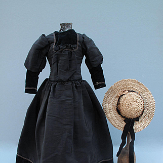Lovely 19th c, Victorian Dress