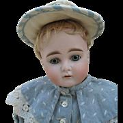 "Adorable 15"" Early Kestner Boy"
