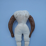 Early Cloth Body for China or Paper Mache