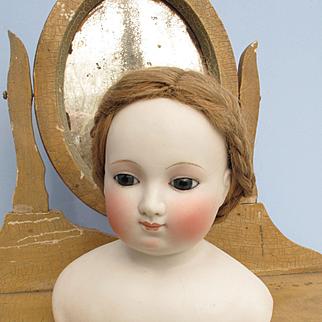 1850's Large Barrois Shoulder Head