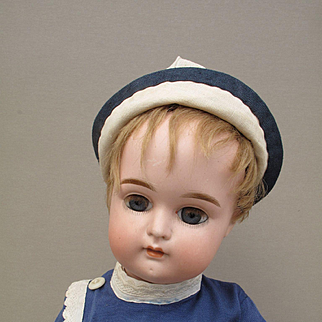 HTF German Dolly Face by Kammer and Reinhardt  # 191
