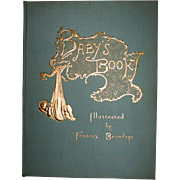 Baby's Book Illustrated by Frances Brundage - Raphael Tuck & Sons Publ.