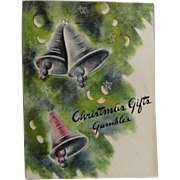 1943 Christmas Gift Catalog for Gamble's Stores