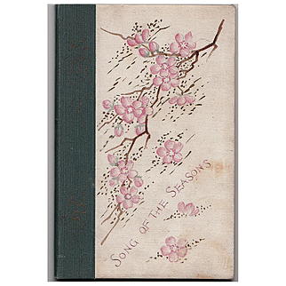 Song of the Seasons 1891 Booklet - Prang
