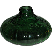 Green Miniature Oil Lamp Base - Glow Lamp