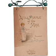 1890 Little People of the Year Calendar