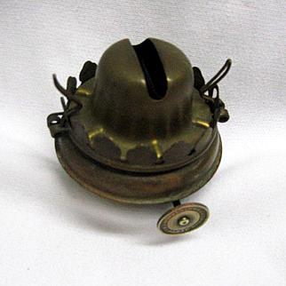 Plume and Atwood Oil Lamp Lip Burner