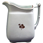 Tea Leaf Ironstone Daisy 'n Chain Pitcher