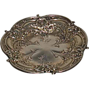 Reed and Barton Sterling Les Six Fleurs bowl