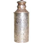 Tiffany & Co. Talc Jar Sterling Silver c. 1910