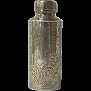 Tiffany & Co. Sterling Talc Jar