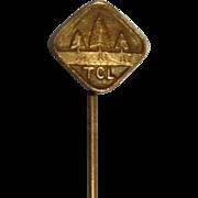 Stickpin Tall Cedars of Lebanon Masonic