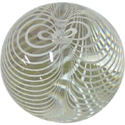 Nourot Paperweight Contemporary Studio Glass