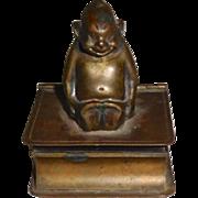 Billiken Stamp Box 1908