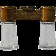 Novelty Perfume Bottle Figural Opera Glasses
