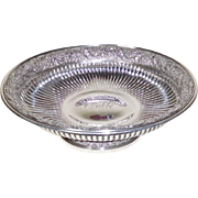 Tiffany & Co. Sterling Fruit Centerpiece Bowl 1890