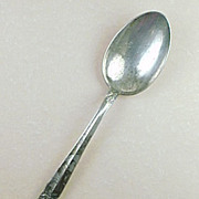 Vintage Sovereign Hispana Gorham Sterling Silver Medium Serving Spoon (1968)