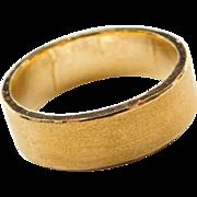 Vintage 24k Gold Ring