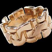 Vintage 14k Rose Gold Ring