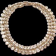 """Vintage 14k Gold Bracelet ~ 7 1/2"""""""