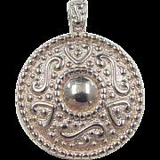 Vintage 14k Gold Pendant