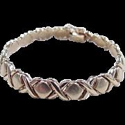 """Vintage 14k Gold Bracelet ~ 7 1/8"""""""